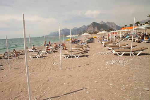 ساحل اختصاصی هتل پورتوبلو
