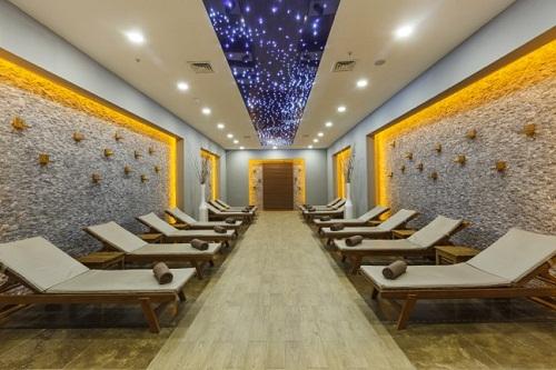 سالن ماساژ و سلامت هتل شروود لارا
