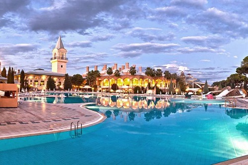 امکانات اقامتی هتل وو توپکاپی آنتالیا WOW Topkapi Palace