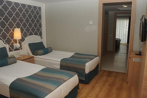 اتاق های خانواده Family Rooms هتل 5 ستاره شروود لارا