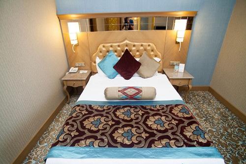 سوئیت های هتل 5 ستاره رویال هالیدی پالاس آنتالیا