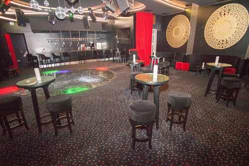 کلوپ شبانه هتل 5 ستاره پورتوبلو آنتالیا