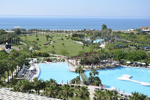 استخر های هتل باروت لارا آنتالیا Barut Lara