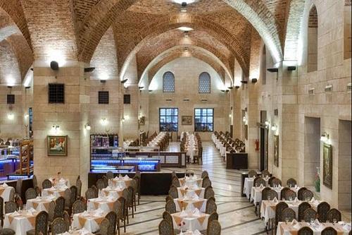 رستوران اصلی رستوران های هتل توپکاپی آنتالیا
