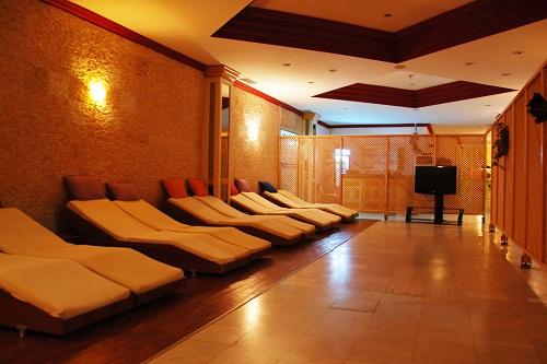 سالن ماساژ و سلامت هتل 5 ستاره آدونیس آنتالیا