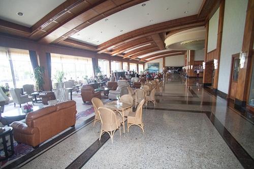 لابی هتل پورتوبلو