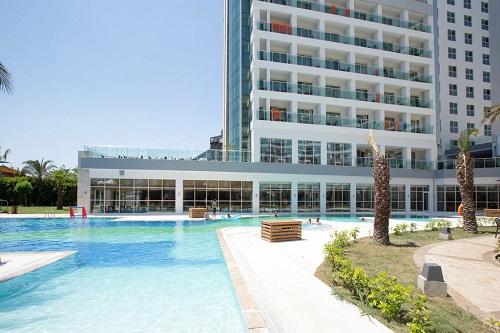 استخر آرامش هتل 5 ستاره شروود لارا آنتالیا