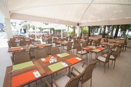 رستوران ایتالیایی Alegria Restaurant در هتل پورتوبلو