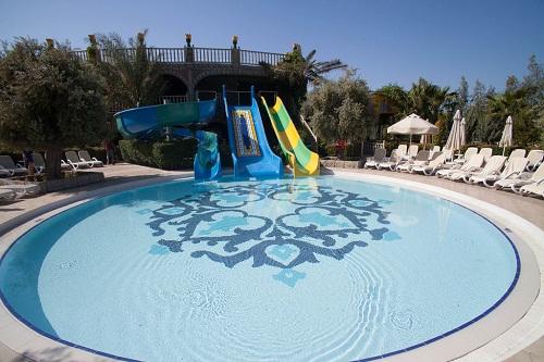 بخش کودکان پارک آبی هتل رویال هالیدی پالاس