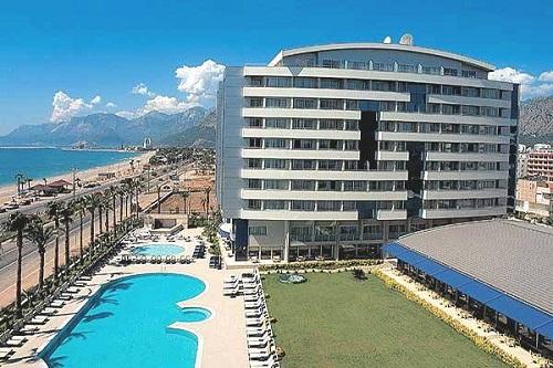 استخر های هتل پورتوبلو آنتالیا Porto Bello Resort & Spa