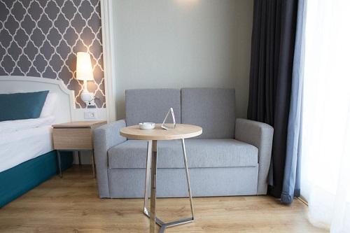 امکانات اقامتی اتاق های استاندارد هتل شروود لارا