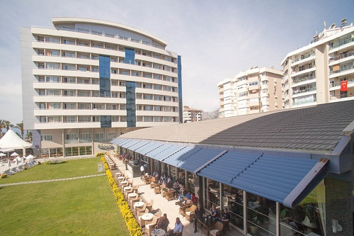 اسنک بار ها و بار های هتل پورتوبلو آنتالیا Porto Bello Resort & Spa