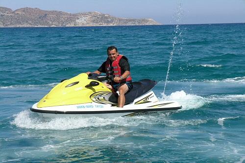 تفریحات ساحلی در هتل 5 ستاره آدونیس آنتالیا