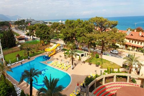 استخر های هتل 5 ستاره گرند رینگ آنتالیا