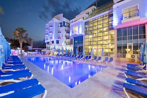 امکانات اقامتی و قیمت اتاق های هتل سی لایف آنتالیا Sealife Family Resort Hotel