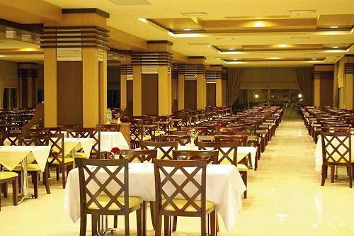 رستوران هتل گرند رینگ آنتالیا