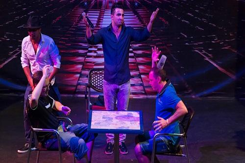 اجرای نمایش های مختلف در هتل 5 ستاره گرند رینگ آنتالیا