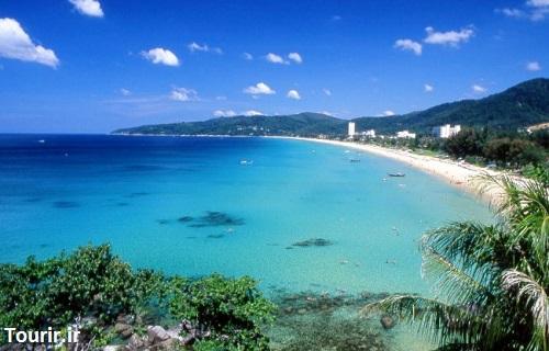 جاذبه های گردشگری تایلند ، ساحل کارون پوکت