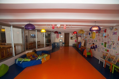 کلوپ کودکان هتل سی لایف آنتالیا Sealife Family Resort Hotel