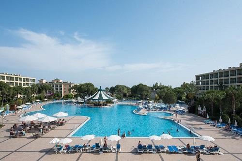 استخر های هتل ونیزیا پالاس آنتالیا Venezia Palace Deluxe Resort