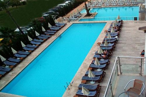 استخر های هتل سی لایف آنتالیا Sealife Family Resort Hotel