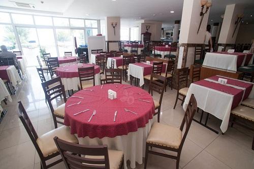 رستوران اصلی هتل سی لایف
