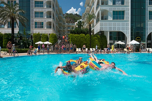 امکانات تفریحی هتل گرند رینگ آنتالیا Grand Ring Hotel