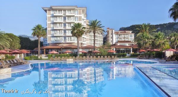 هتل آکا الیندا آنتالیا