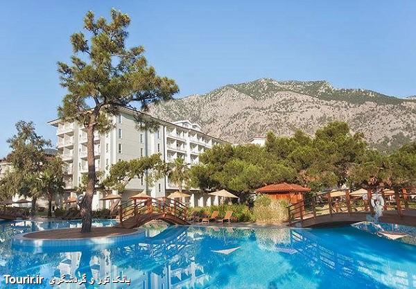 هتل آکا آنتدون