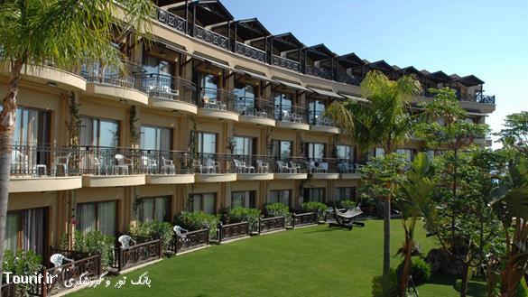 هتل آسدم لابادا بیچ آنتالیا
