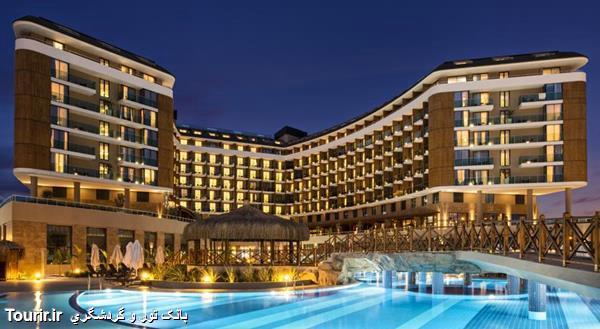 هتل آسکا لارا آنتالیا