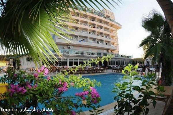 هتل بلکون کلاب آنتالیا