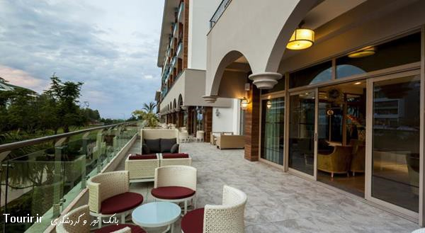 هتل بلک بیچ ریزورت