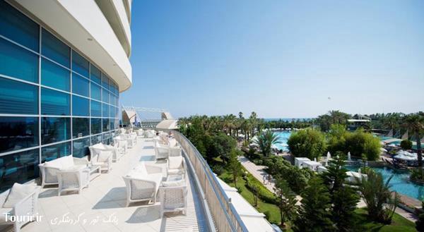 هتل کنکورد دلوکس ریزورت