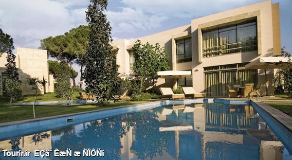هتل گلوریا سرنیتی ریزورت آنتالیا