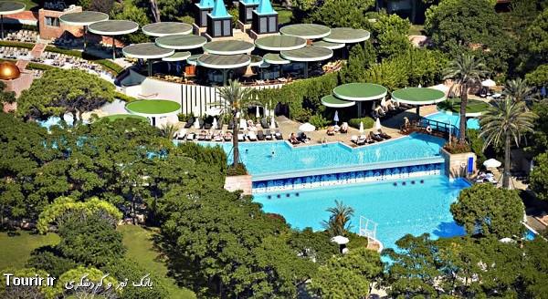 هتل گلوریا ورد ریزورت آنتالیا