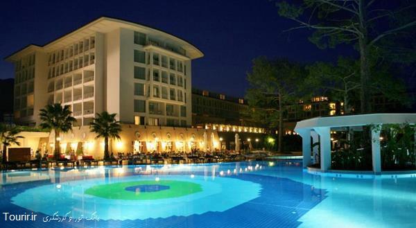 هتل کیلیکیا پالاس آنتالیا