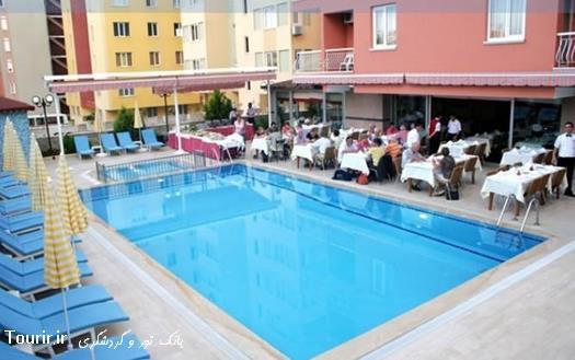 هتل لارا دینک آنتالیا