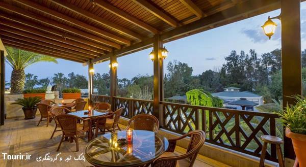 هتل اوزکایماک فالز