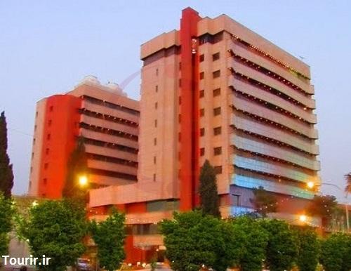 هتل پارس شیراز ، هتل 5 ستاره در شیراز