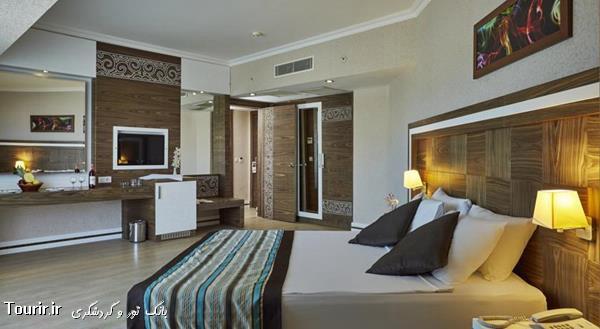 هتل رویال تاورز ریزورت آنتالیا