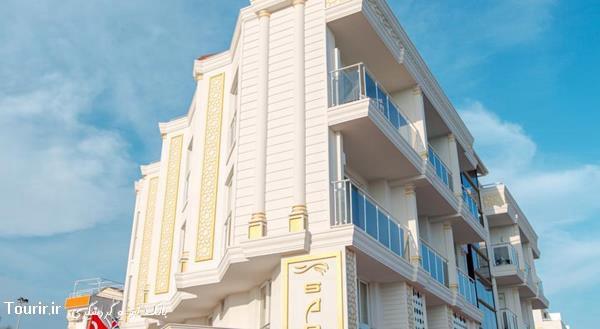 هتل سارپ بلک آنتالیا