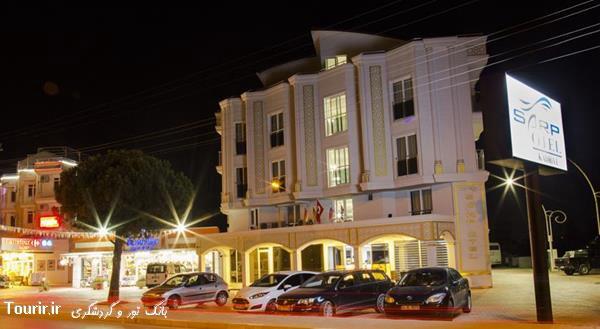 هتل سارپ بلک