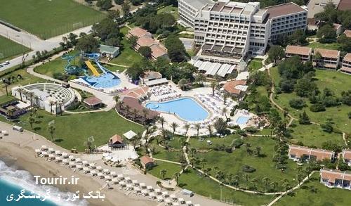 هتل سنتیدو زینپ آنتالیا Sentido Zeynep