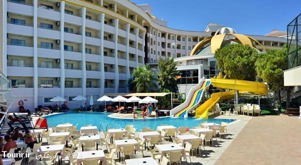 هتل سیده آلگریا آنتالیا