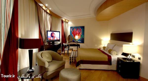 هتل کالیستا آنتالیا بلک