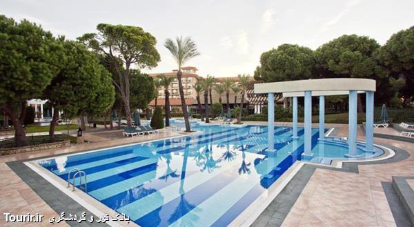 هتل آی سی گرین پالاس آنتالیا