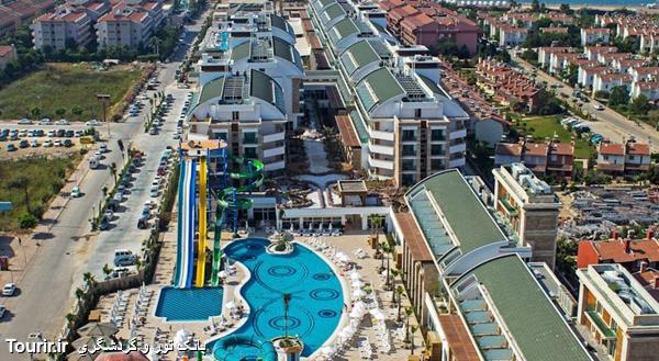 هتل کریستال واترورد آنتالیا