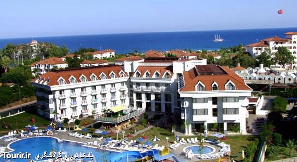 هتل گرند میرامور آنتالیا
