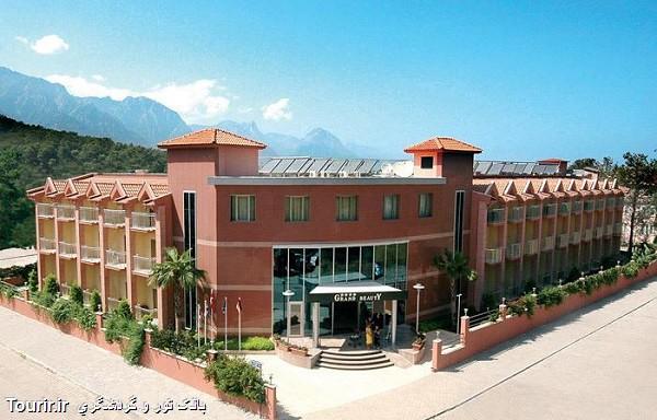 هتل هیمروس کلاب آنتالیا